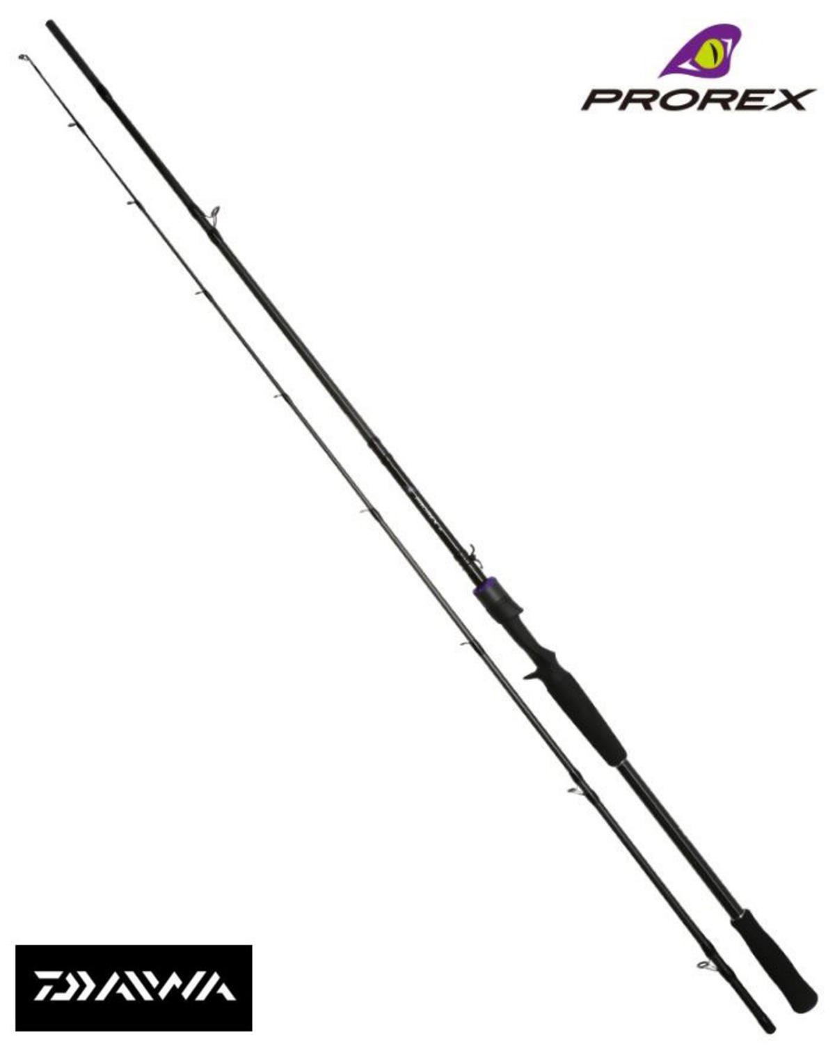 New Daiwa Prorex XR Baitcasting Spinning Rods Pike/Predator All Models Available