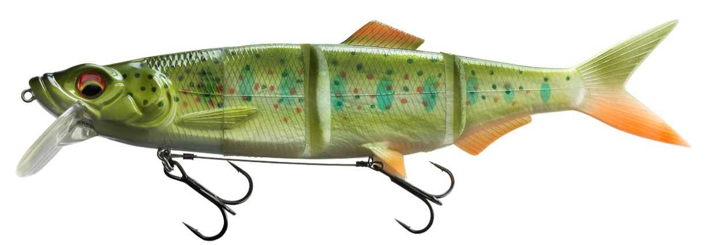 Colours 25cm All Models New Daiwa Prorex Hybrid Swimbait Lures 18cm