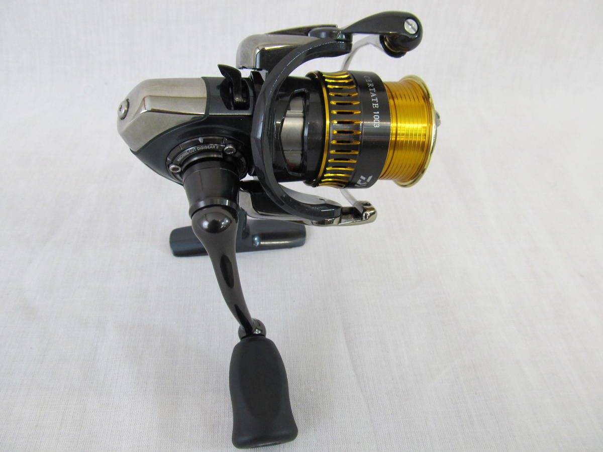 EX DISPLAY DAIWA 16 CERTATE 1003 SPINNING FISHING  REEL