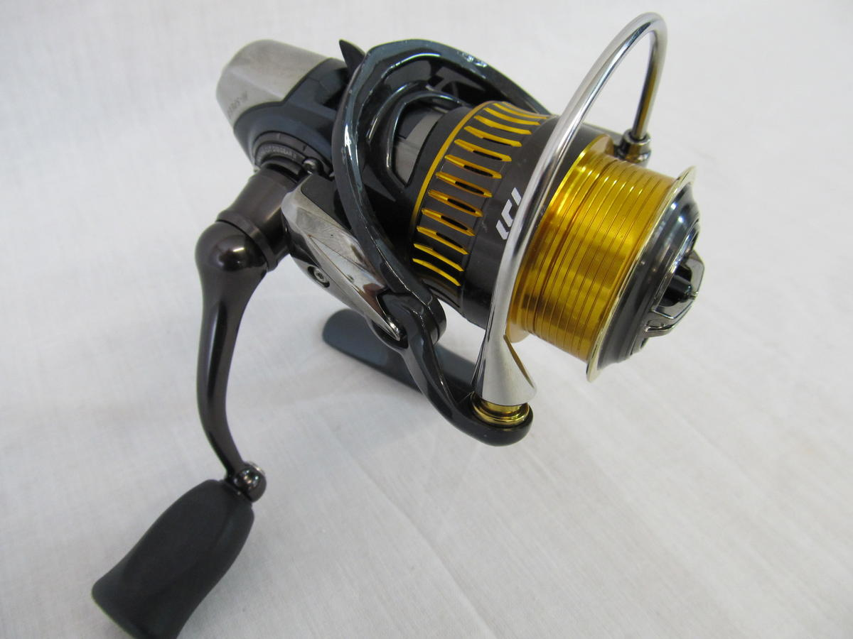EX DISPLAY DAIWA 16 CERTATE 16CT2004CH SPINNING FISHING REEL