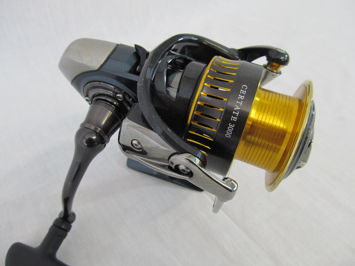 EX DISPLAY DAIWA 16 CERTATE 16CT3000 SPINNING FISHING REEL