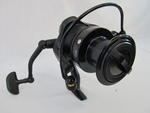 EX DISPLAY NEW DAIWA BLACK WIDOW FISHING REEL - 5000LDA - BWS5000LDA