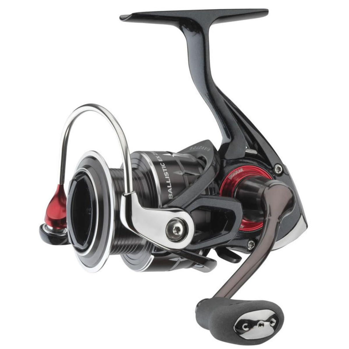 CLEARANCE DAIWA BALLISTIC EX2500H MAG SEALED ZAION BODIED FISHING REEL