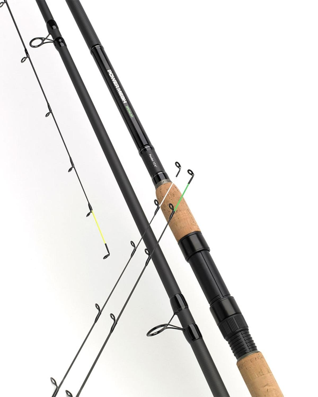 Ex Display Daiwa Powermesh Specialist Rods 12'6' Feeder Model No. PMS126PQ-AU