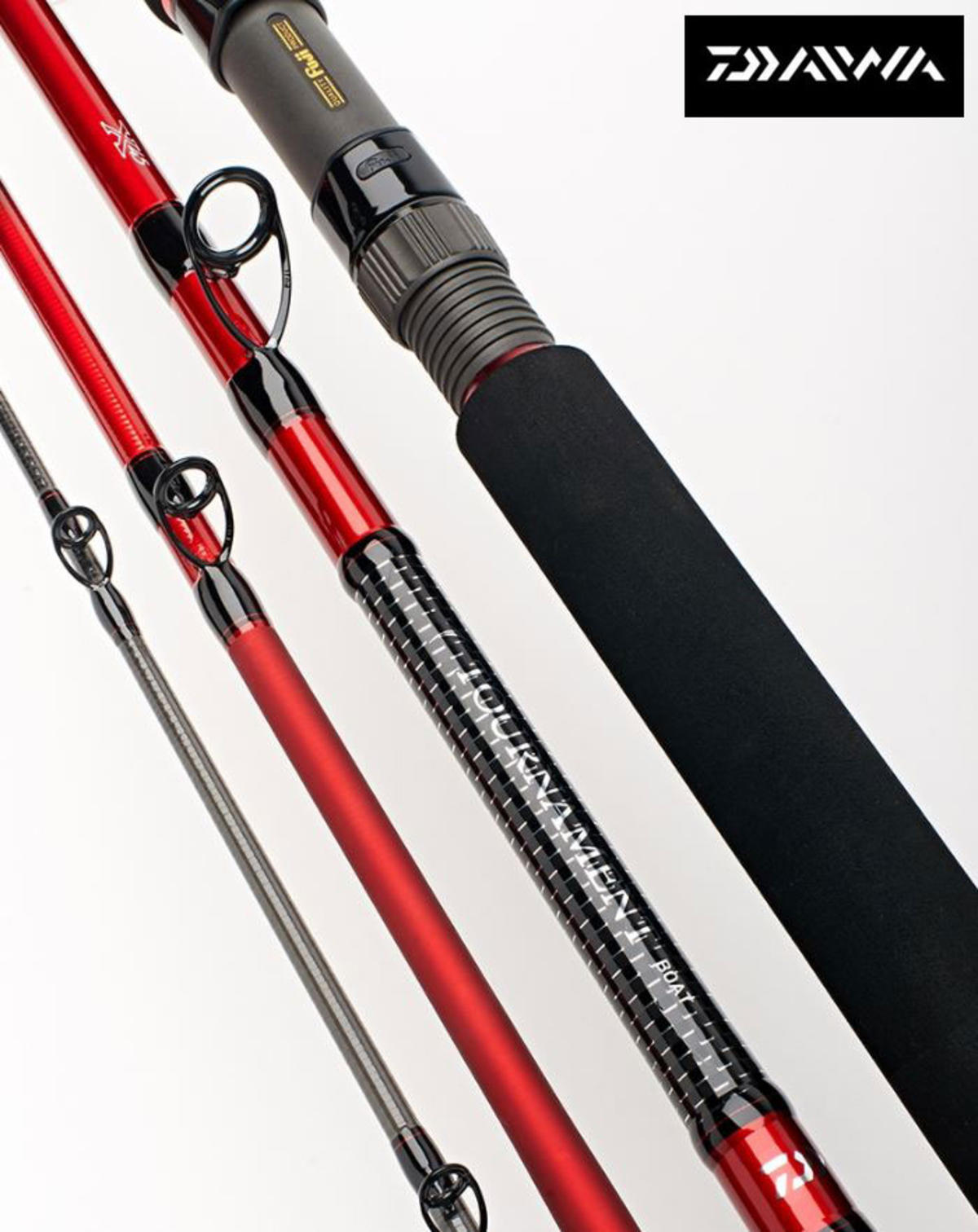New Daiwa Tournament Travel Boat Fishing Rod - All Models Available