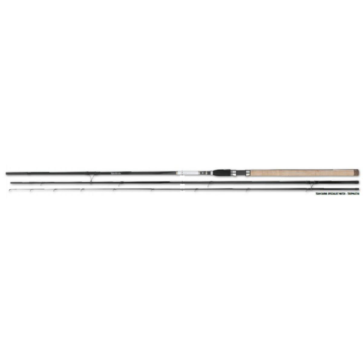 EX DISPLAY TEAM DAIWA SPECIALIST 15' 3 SECTION MATCH ROD TDSPM153-B1