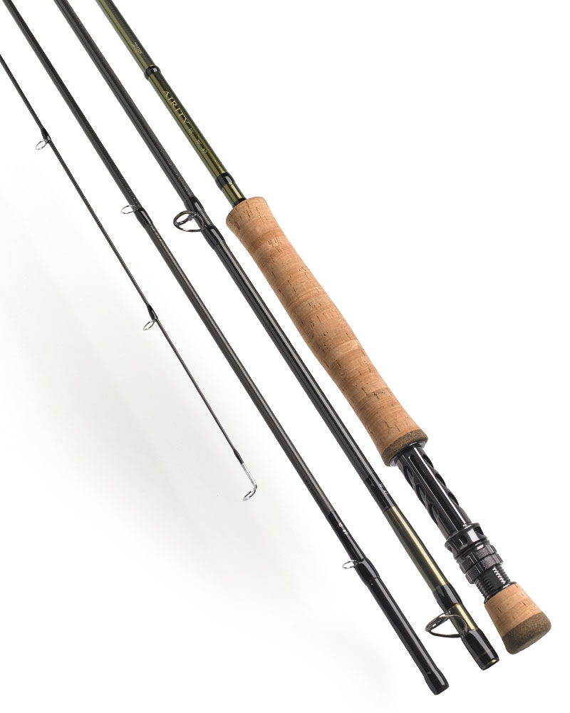 Ex display daiwa airity 4 section travel fly rod 9 39 6 for Fishing rod clearance