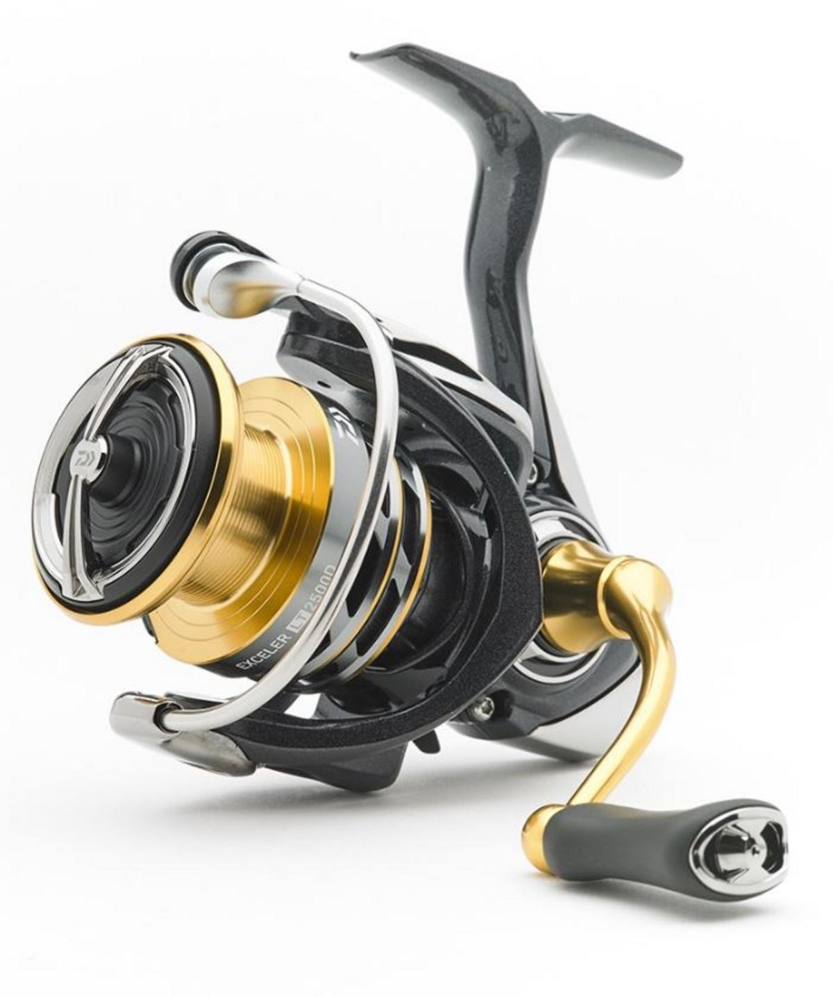New Daiwa 17 Exceler LT Fishing Spinning Reels - All Sizes / Models