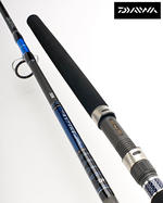 Daiwa Saltist Popper 8'6' 80-140g 2pc Saltwater Lure Fishing Rod - STT862HS-AZ