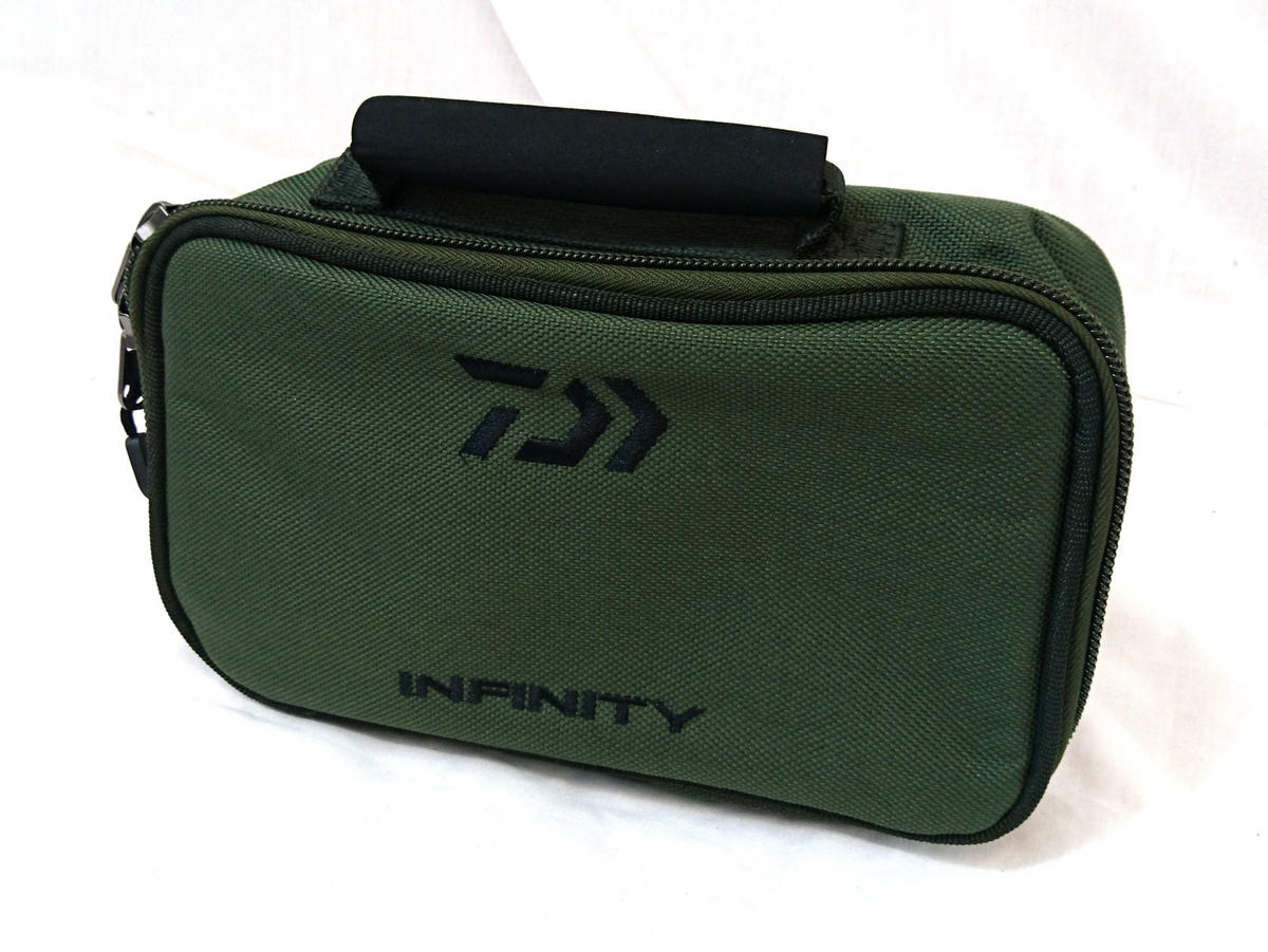 New Daiwa Infinity Accessory Case - Single - IAC1