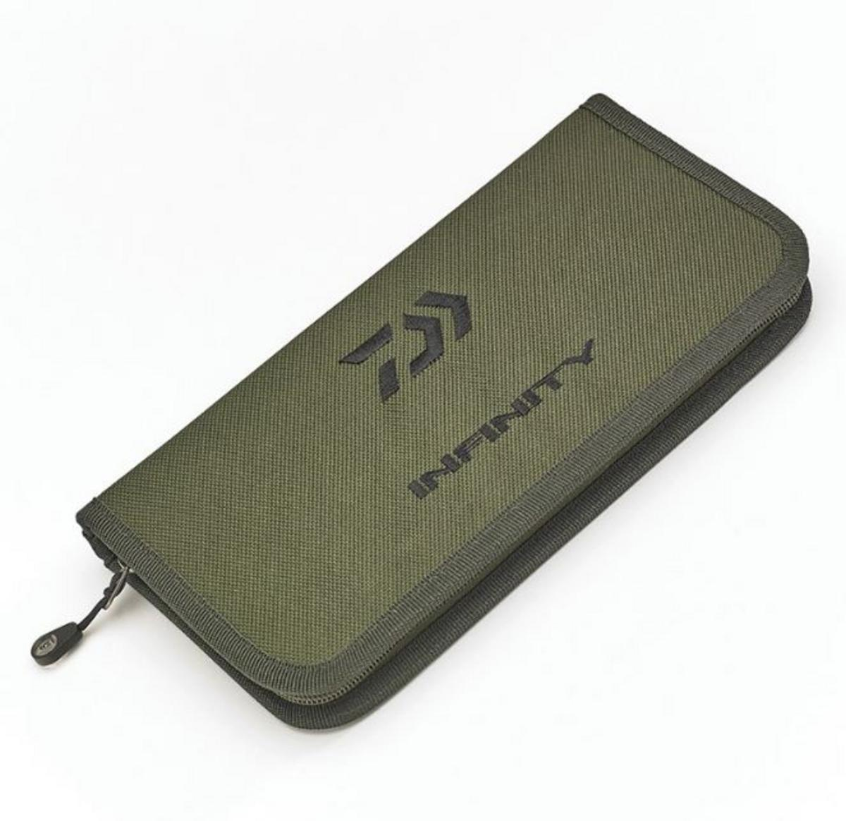 New Daiwa Infinity Rig Wallet - Single - Bar & Peg System - IRW1