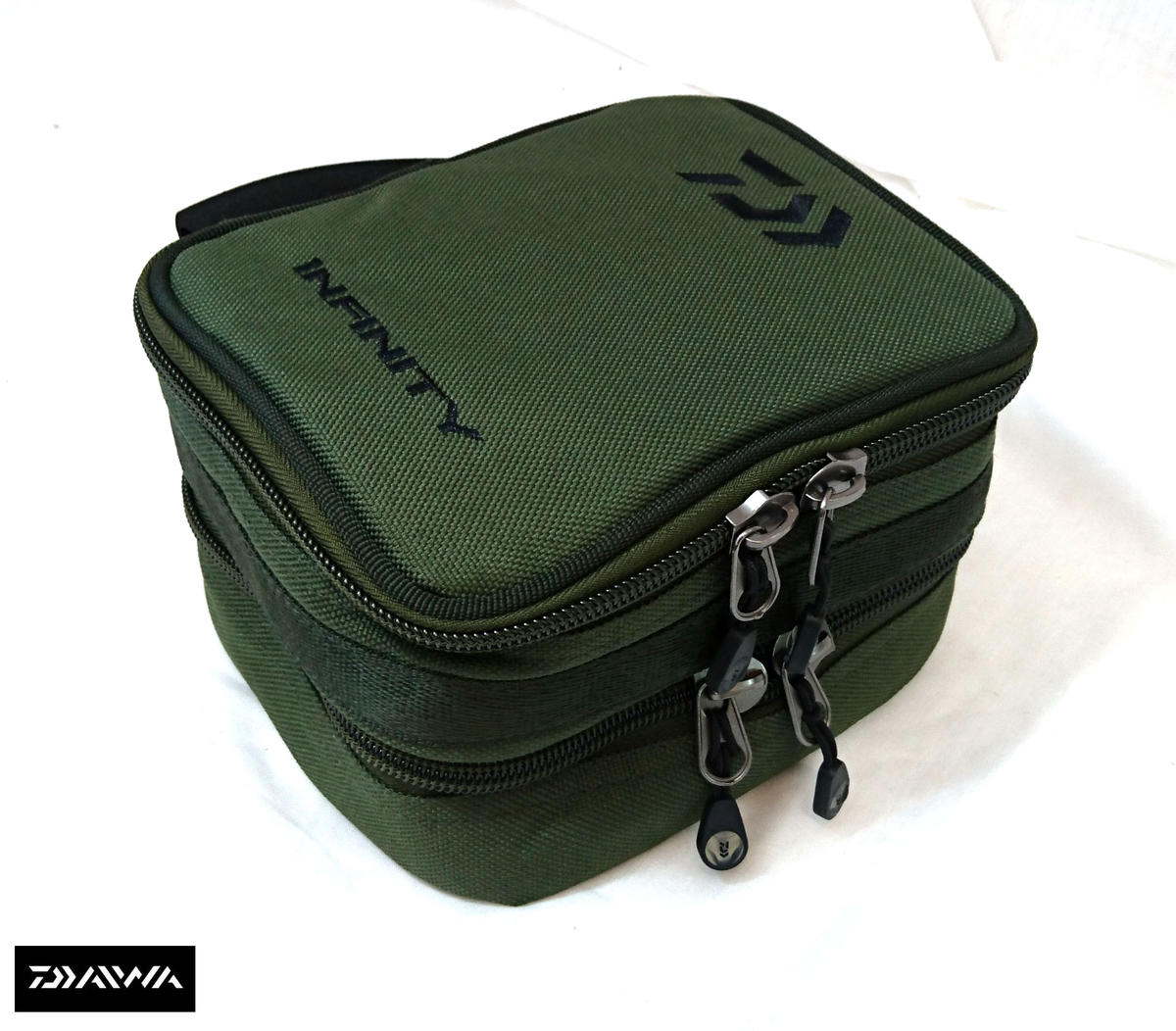 Newv Daiwa Infinity Lead Case 8 Pouch - ILCP1
