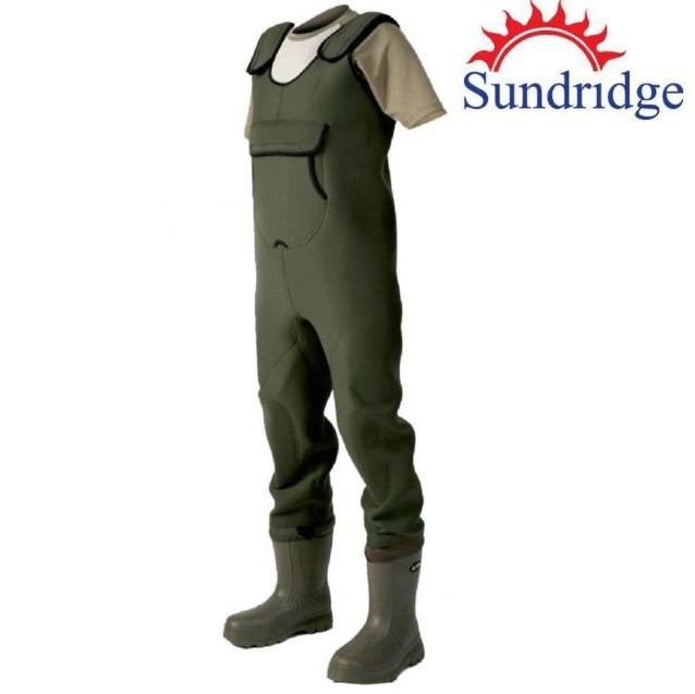Daiwa Hybrid Neoprene Chest Waders *All Sizes* NEW Fishing Breathable Waders
