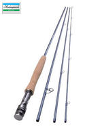 New Shakespeare Agility 2 Fly Fishing Rod 10ft #3 4pc 1381000