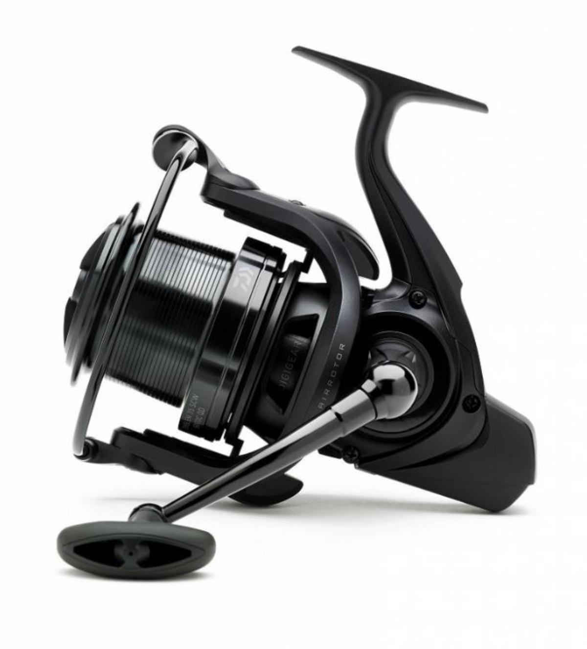 Ex Display Daiwa 18 Emblem 35 SCW 5000C QD Carp Fishing Reel - 18EM35SCW5000CQD