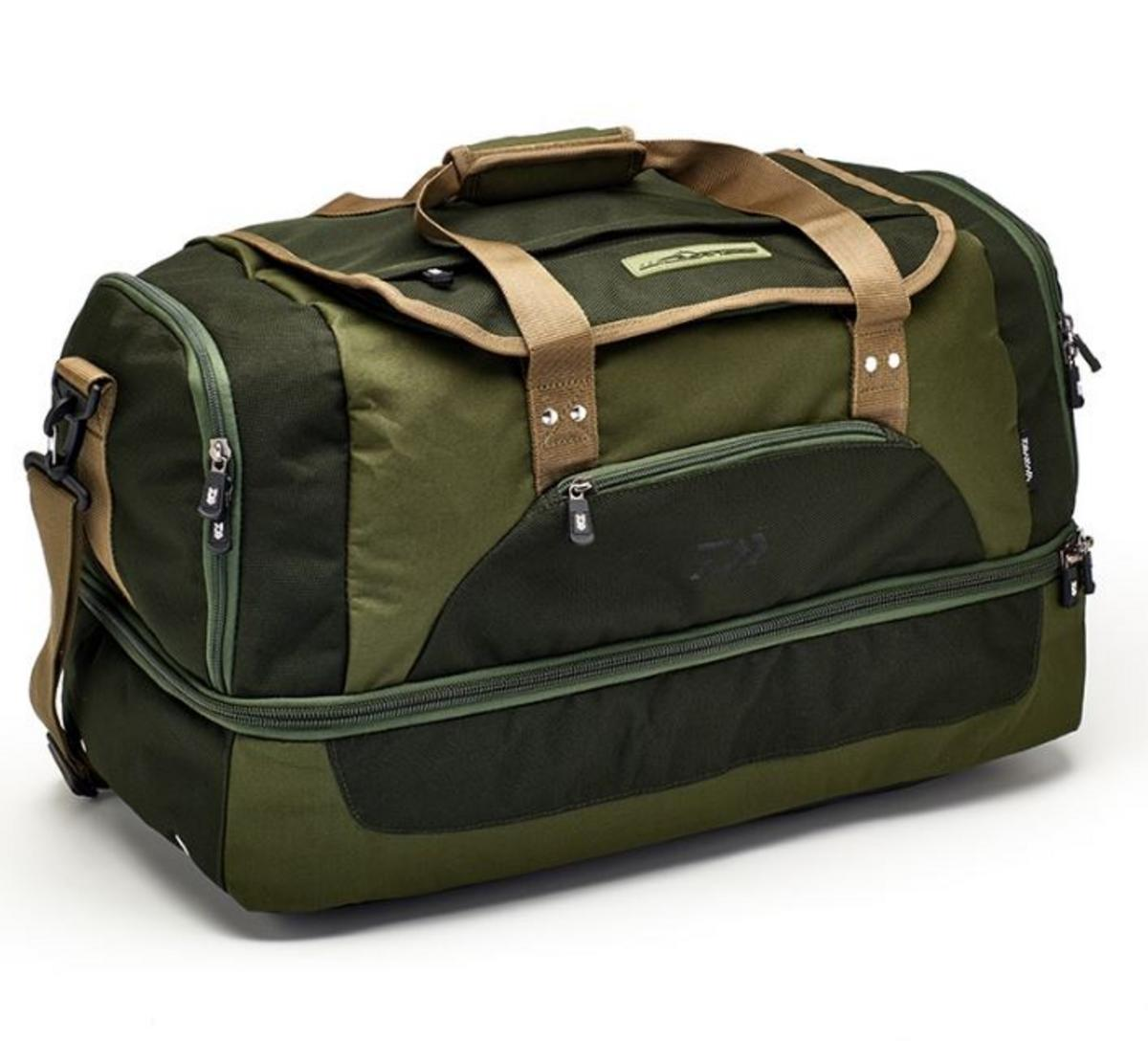 Ex Display New Daiwa Wilderness Game Fishing Bag 5 - Model - DWGB5