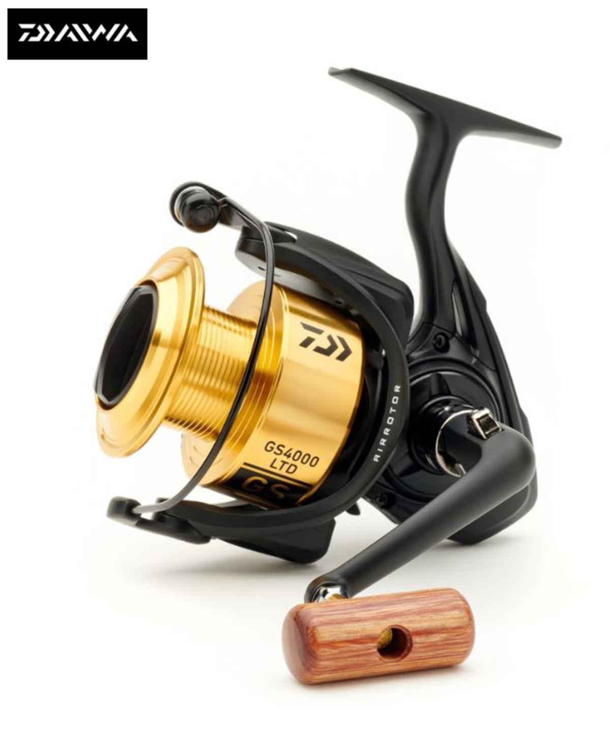 New Daiwa GS 3000 LTD Fishing Reel - Model No. 17GS3000LTD