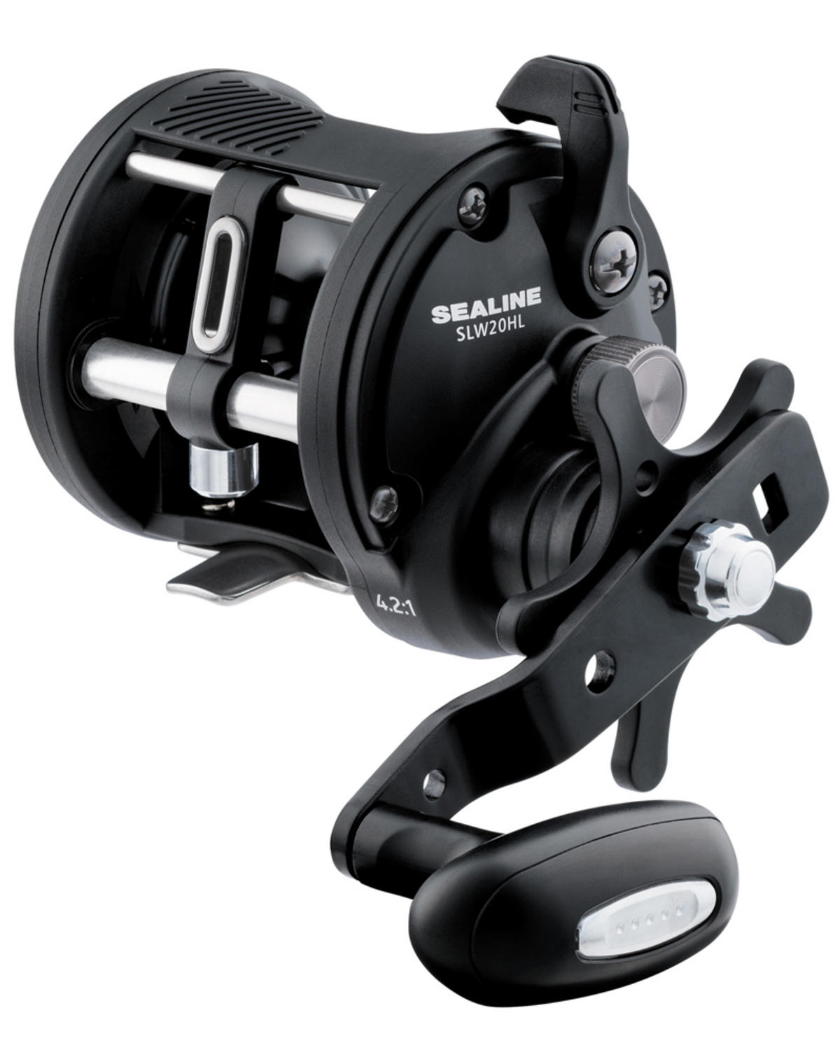 EX DISPLAY DAIWA SEALINE LEVEL WIND  MULTIPLIER FISHING REEL  SLW20HL