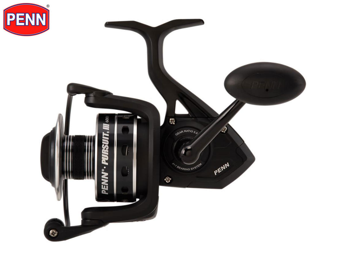 New Penn Pursuit III 5000 Spinning Fishing Reel