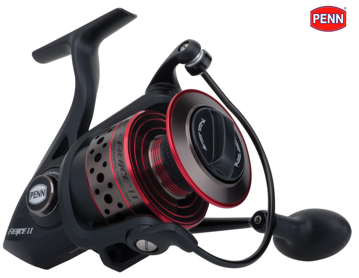 New PENN Fierce II MK2 6000 Saltwater Spinning Fishing Reel