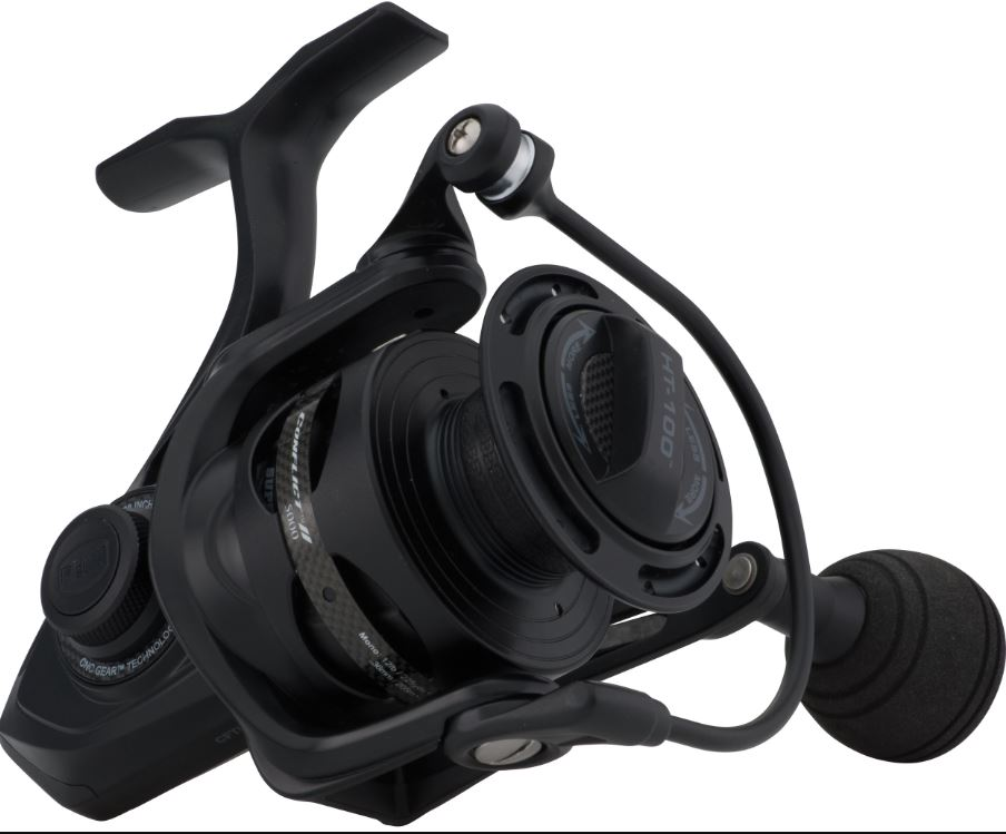 New PENN Conflict II Lightweight Spinning Reels - All Models 5000 - 1000 - 5000 Models 502393