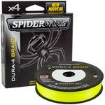 New Spiderwire Dura-4 Braid Hi-Vis Yellow 150m & 300m Spools - All Sizes