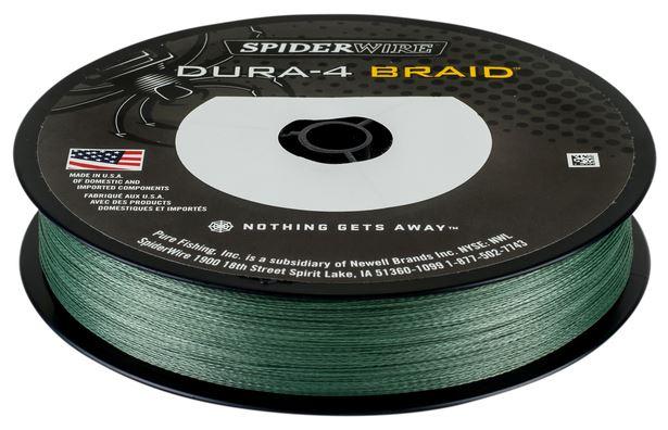 Spiderwire Dura-4 Braided Line 300m Translucent*26lb//11.8kg*0.14mm