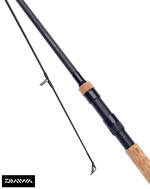 New Daiwa Black Widow Boat Pike Fishing Rod 10ft / 4lb t/c / 2pc - BW1040B-AU