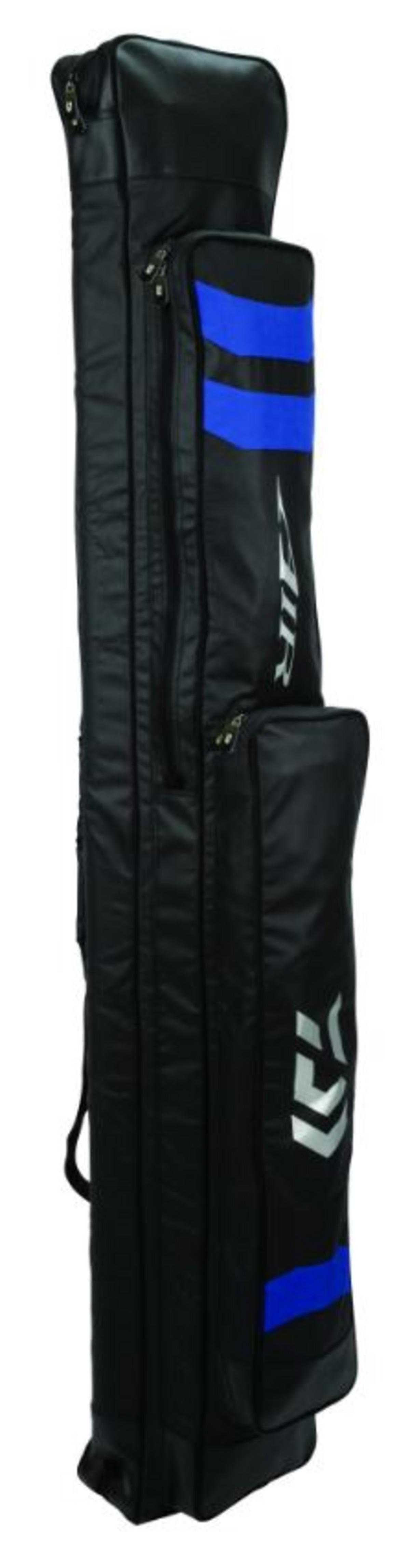 Ex Display Daiwa Air 6 Tube Holdall Luggage Blue/Black AIR6TH-B