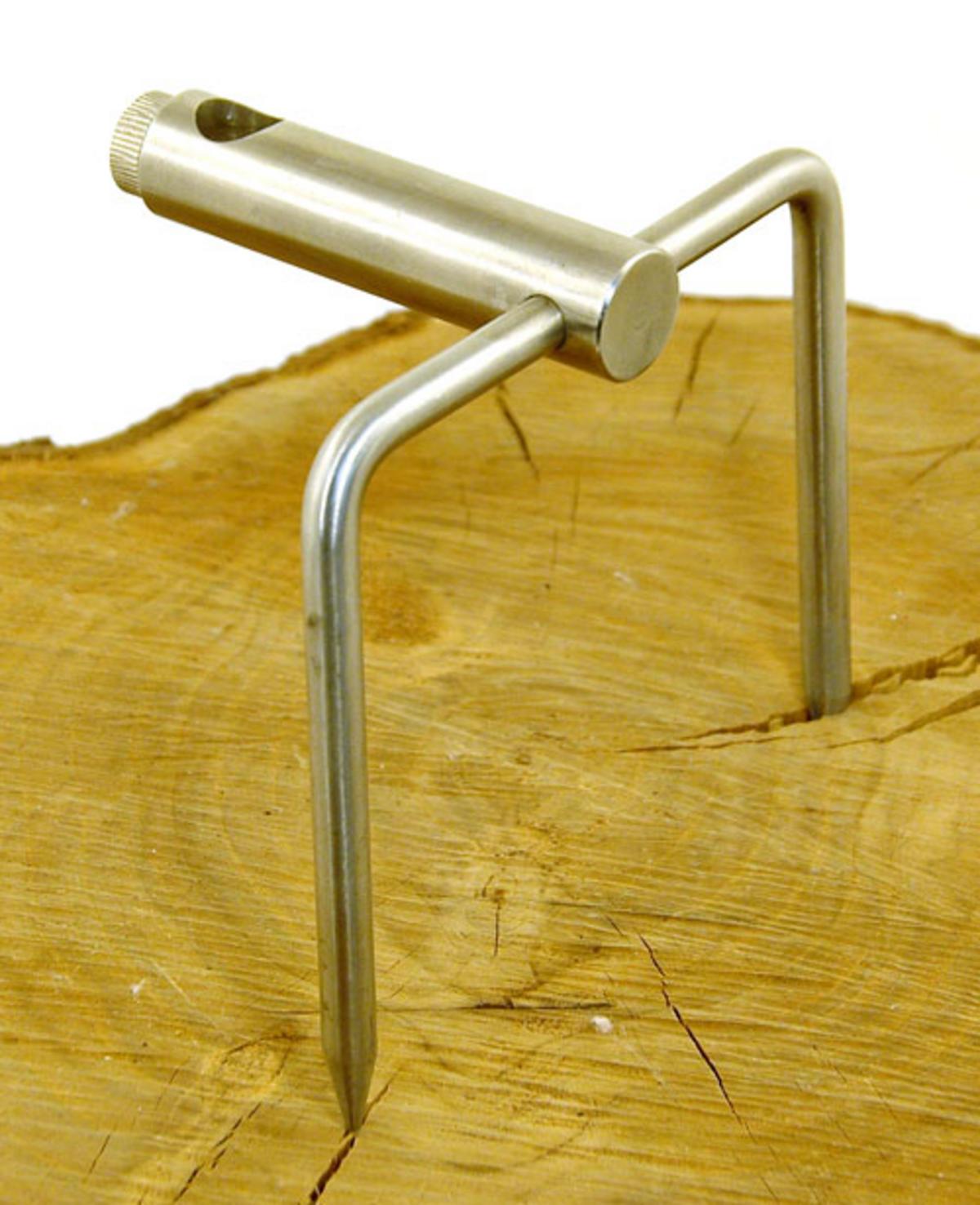 BISON STAINLESS STEEL 2 LEG BANKSTICK STABILIZER
