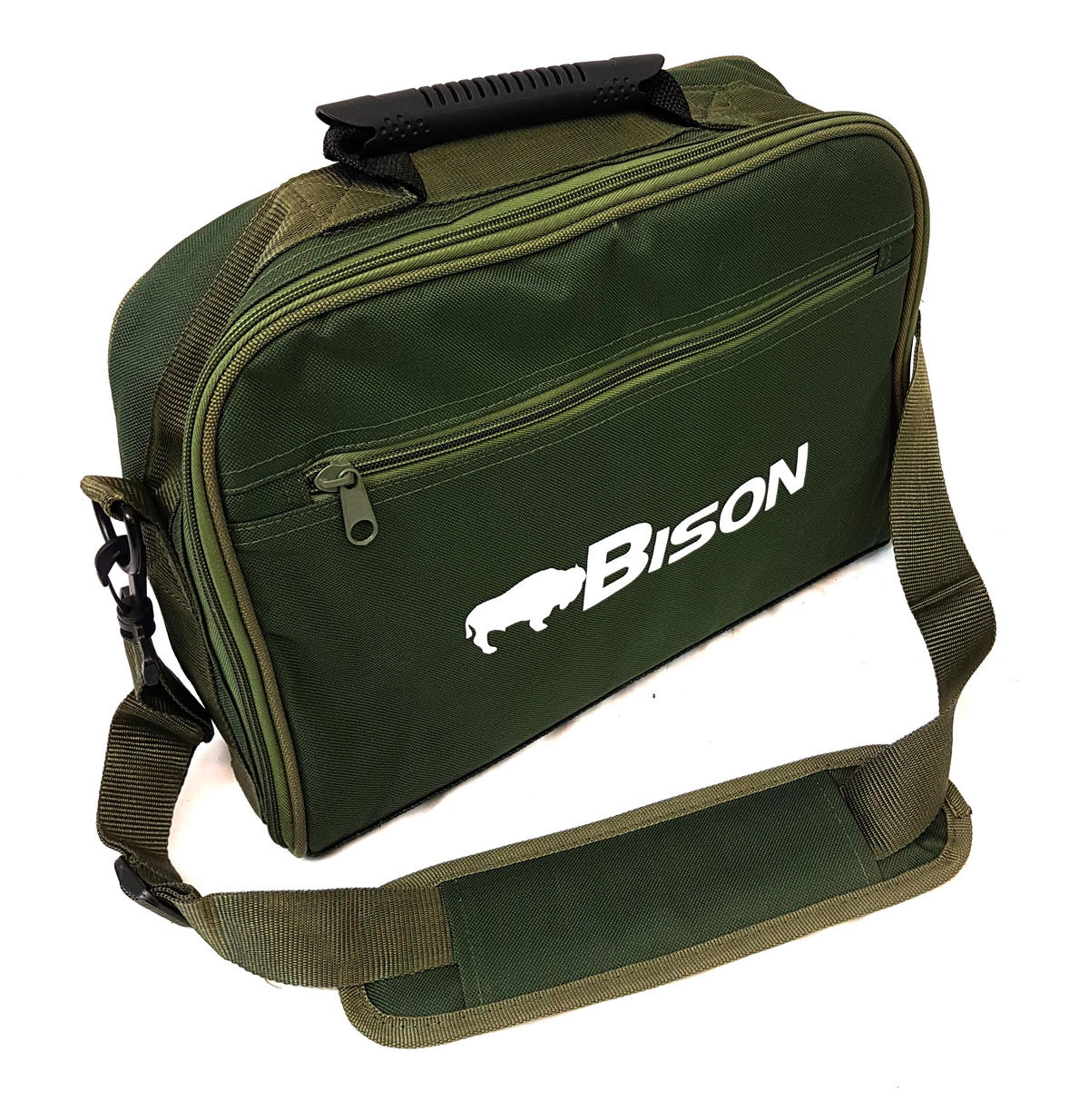BISON SIX FLY FISHING REEL CARRY CASE