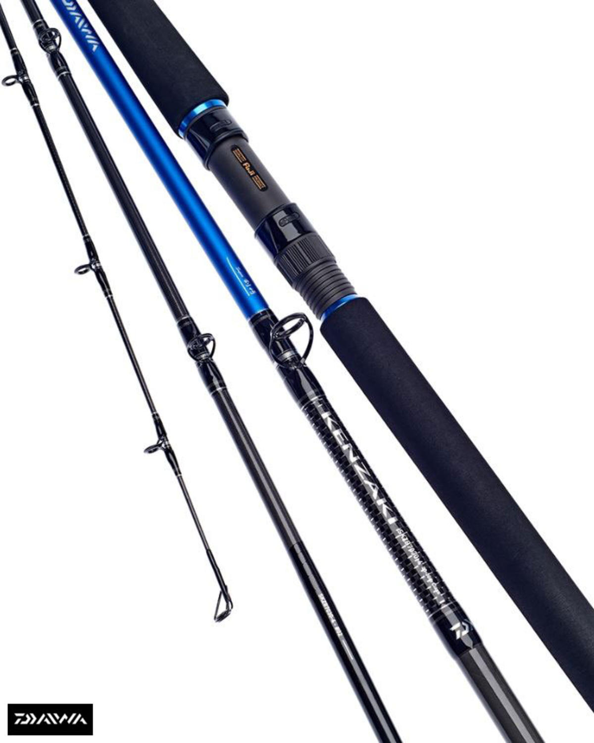 Ex Display Daiwa Super Kenzaki Travel Boat Rod 7ft / 20-30lb / 4pc - SKZB7030-4-