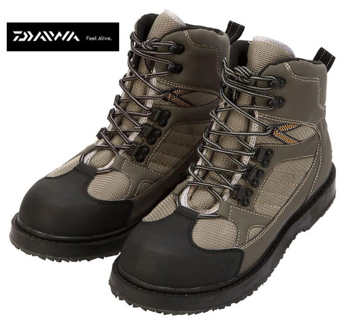 Daiwa Versa Grip Wading Boots - All Sizes Available - DVGWB