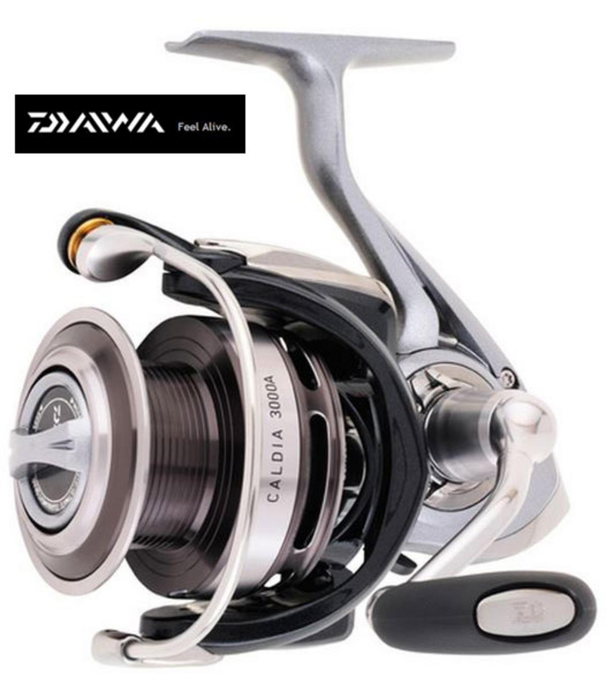 EX DISPLAY DAIWA CALDIA 2508 FISHING REEL CAL2508-A