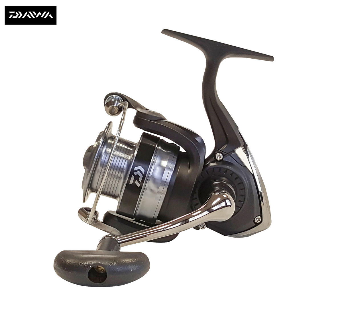 EX DISPLAY  Daiwa RX Spinning Reel 3000 BI Model No. RX3000 BI WITH LINE