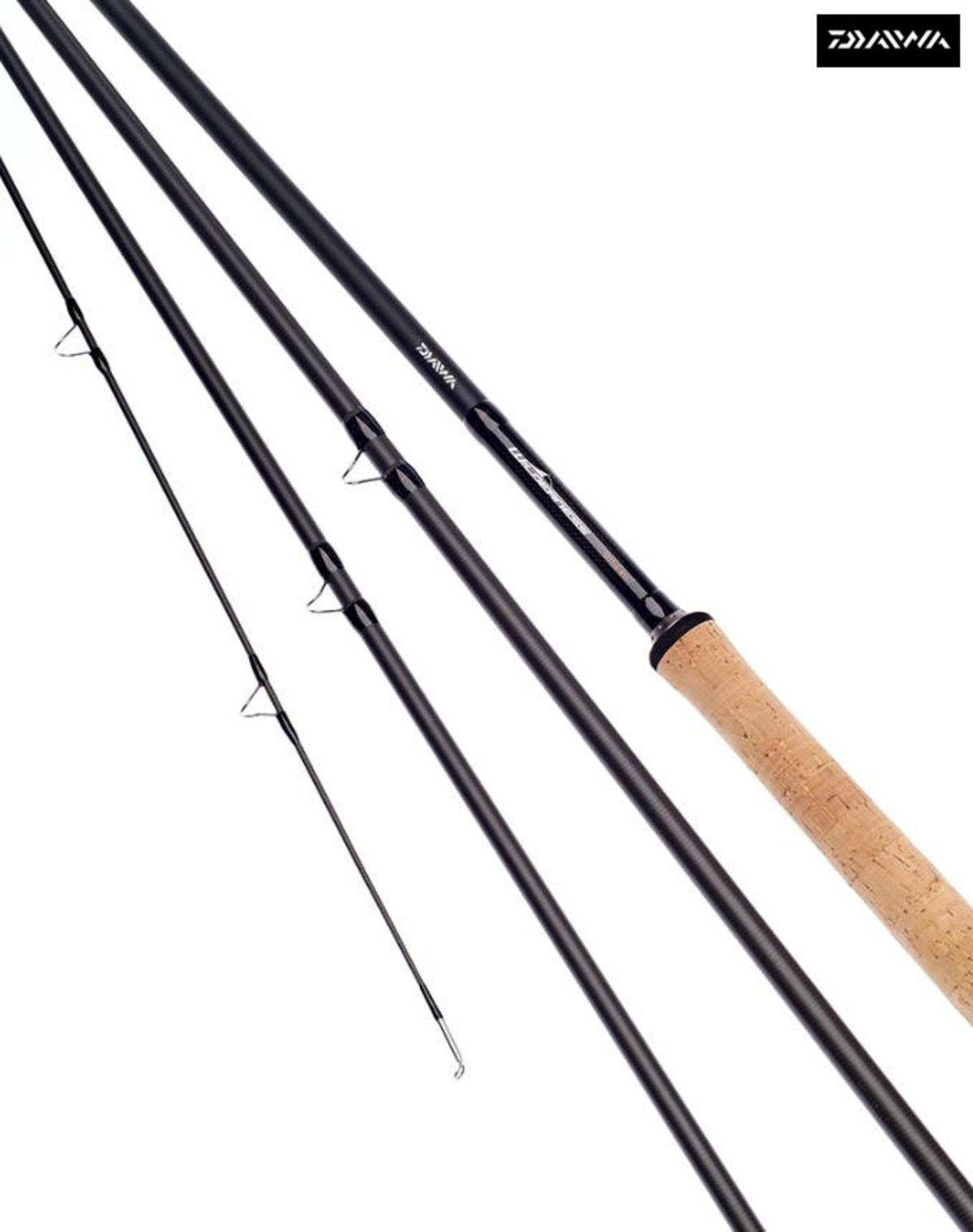 New Daiwa Wilderness Salmon Fly Fishing Rods - All Models