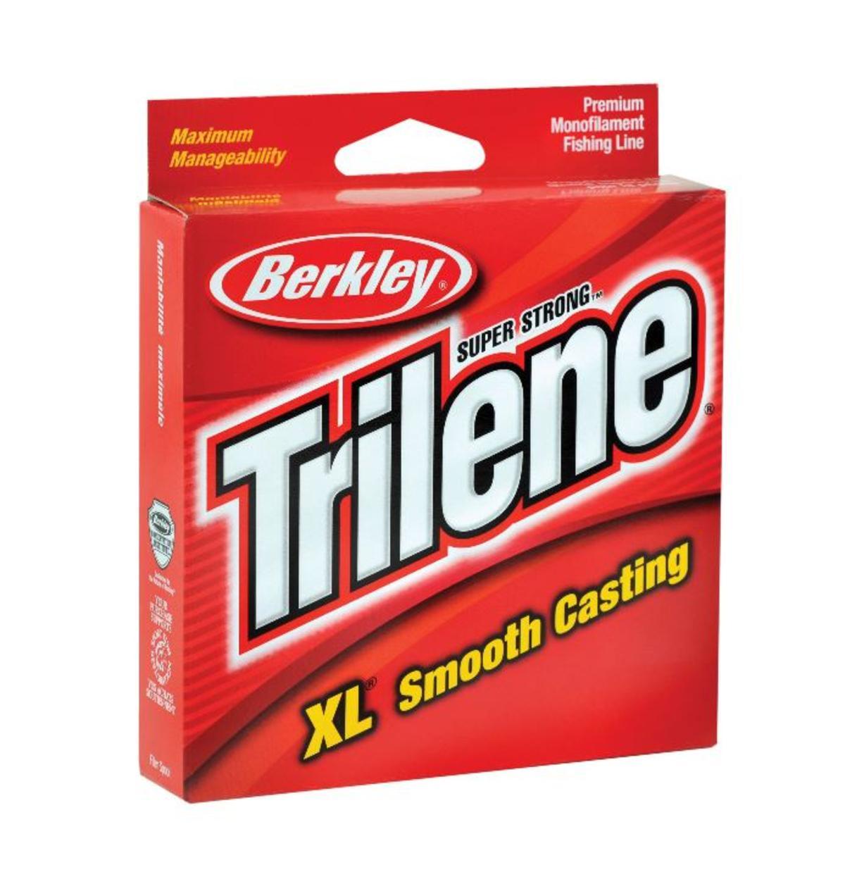 Special Offer Berkley Trilene XL Clear Mono 6lb / 0.23mm dia / 330yd Spool