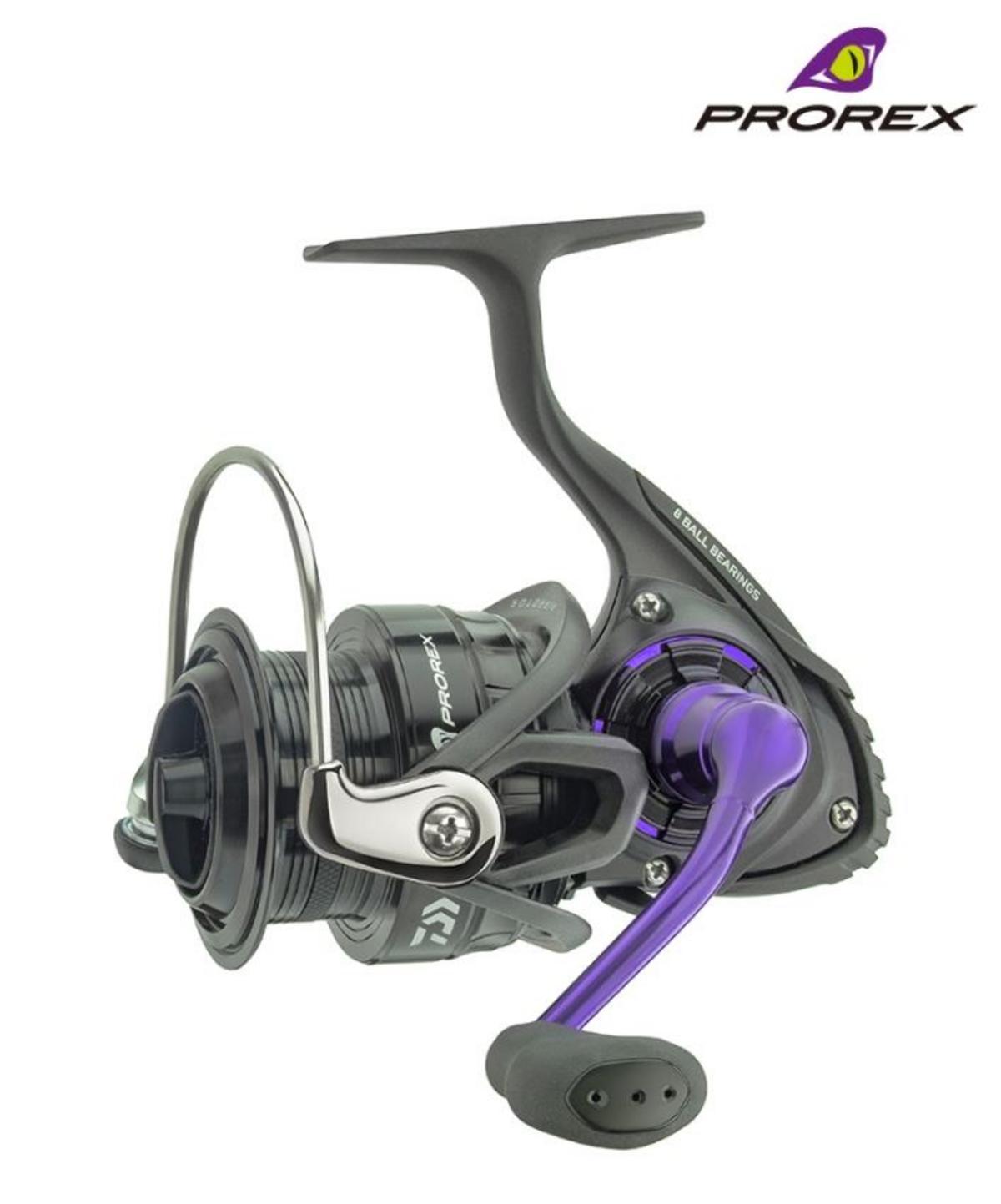 New Daiwa Prorex 2000A Spinning Reel  Pike / Predator - PX2000A