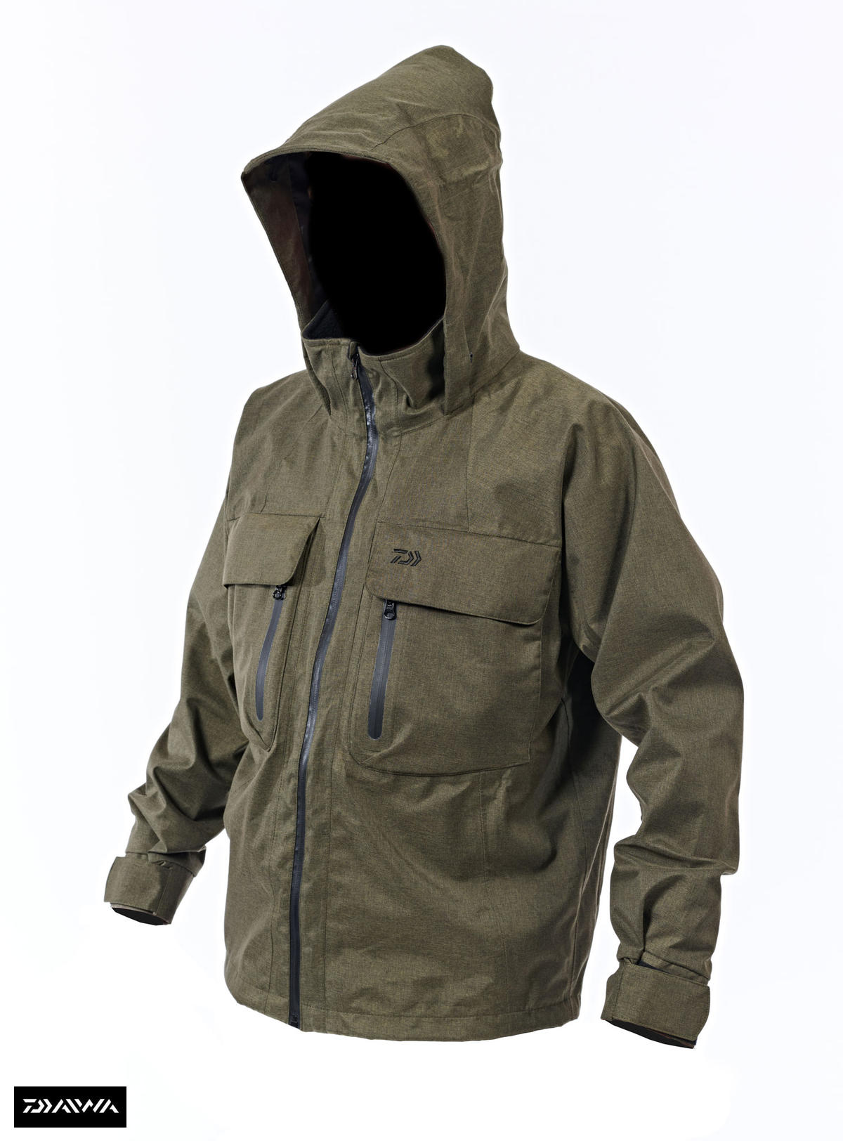 New Daiwa Game Breathable Wading Jacket - All Sizes - Medium - XXL