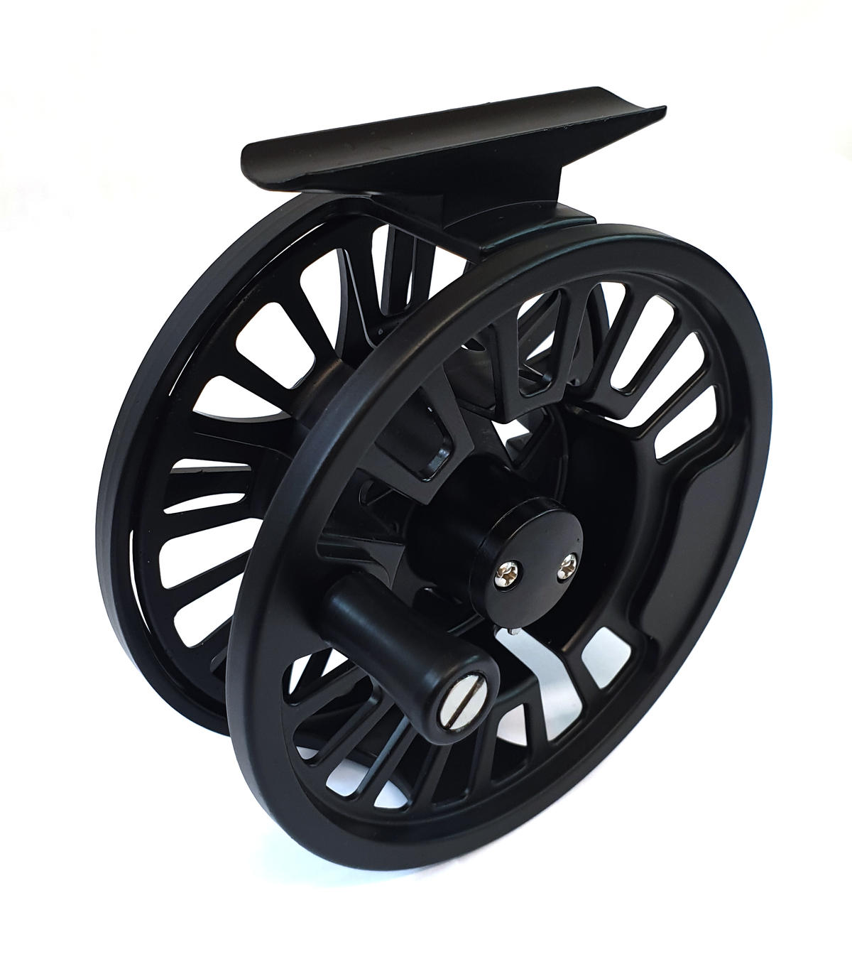 Bison Large Arbor 7/8 wt Fly Fishing Reel Made from Machined Aluminium