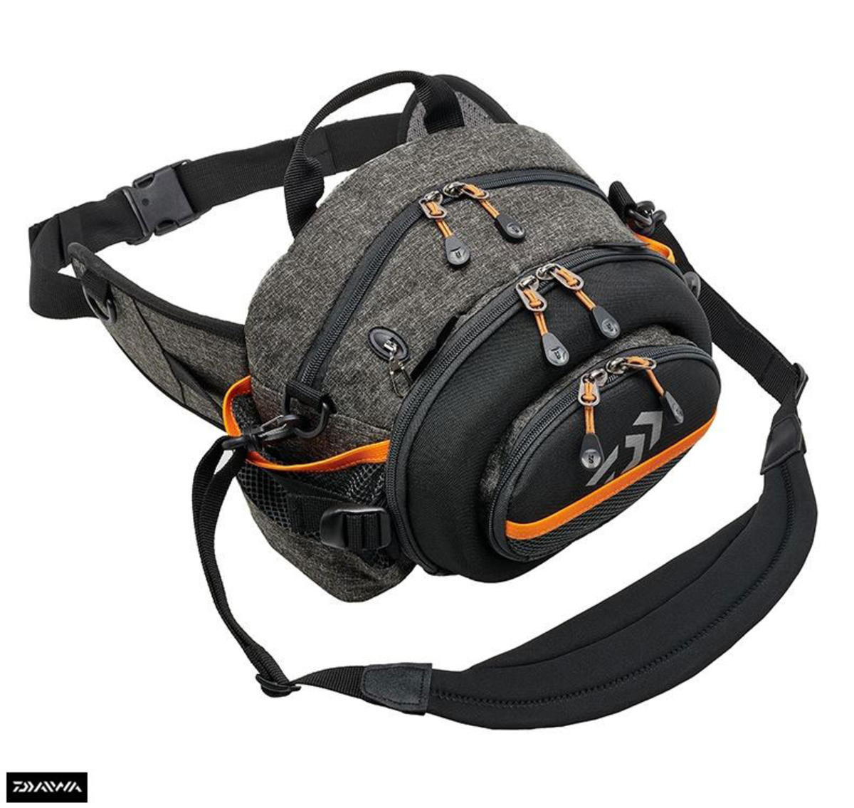 New Daiwa Waist Pack / Fishing Bag - DWP-1