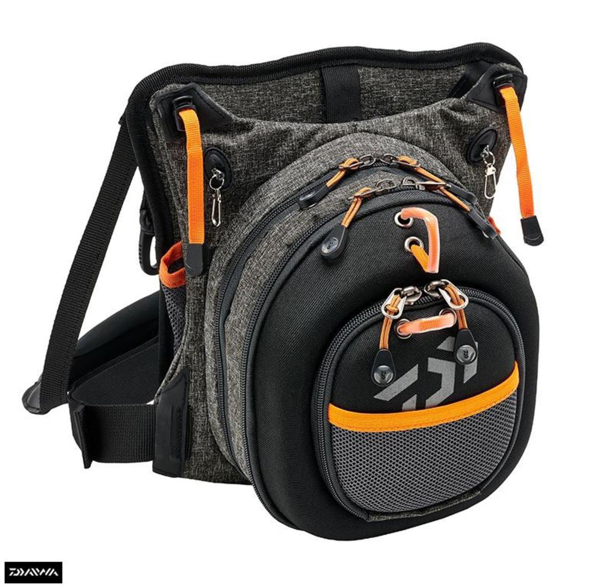 New Daiwa Chest Pack / Fishing Bag - DCP1