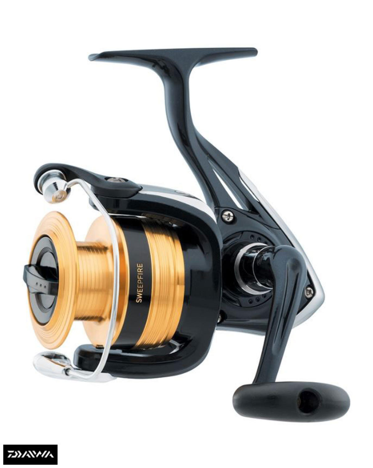 New Daiwa Sweepfire 3000-2B Fishing Spinning Reel - SWF3000-2B