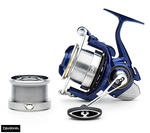 New Daiwa TDR Distance 25QD Reel - Including Spare Spool - New for 2019