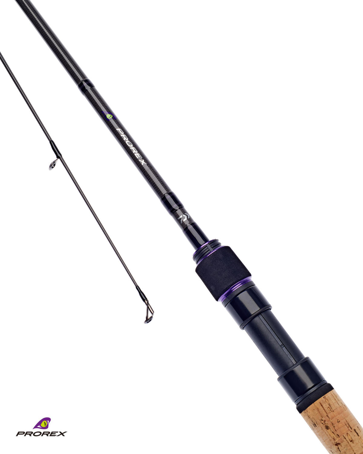 New Daiwa Prorex S Spinning Rods 6ft-9ft Pike / Predator - All Models Available