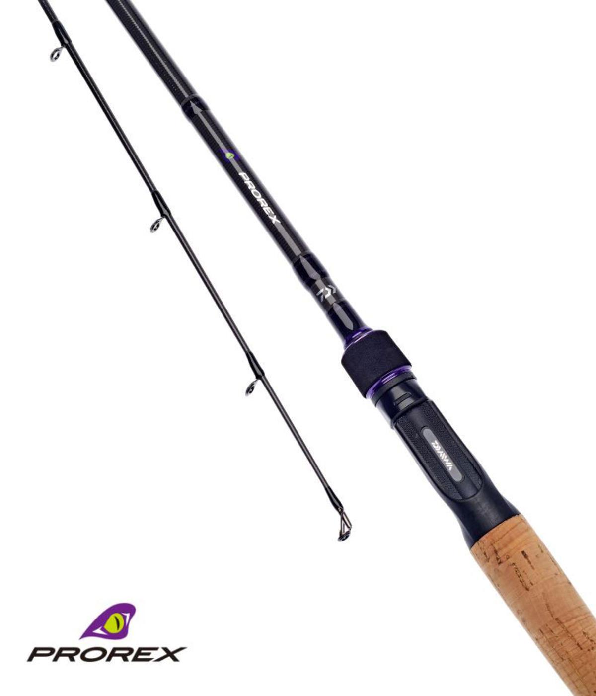 New Daiwa Prorex S Baitcasting Spinning Rods Pike / Predator - All Models
