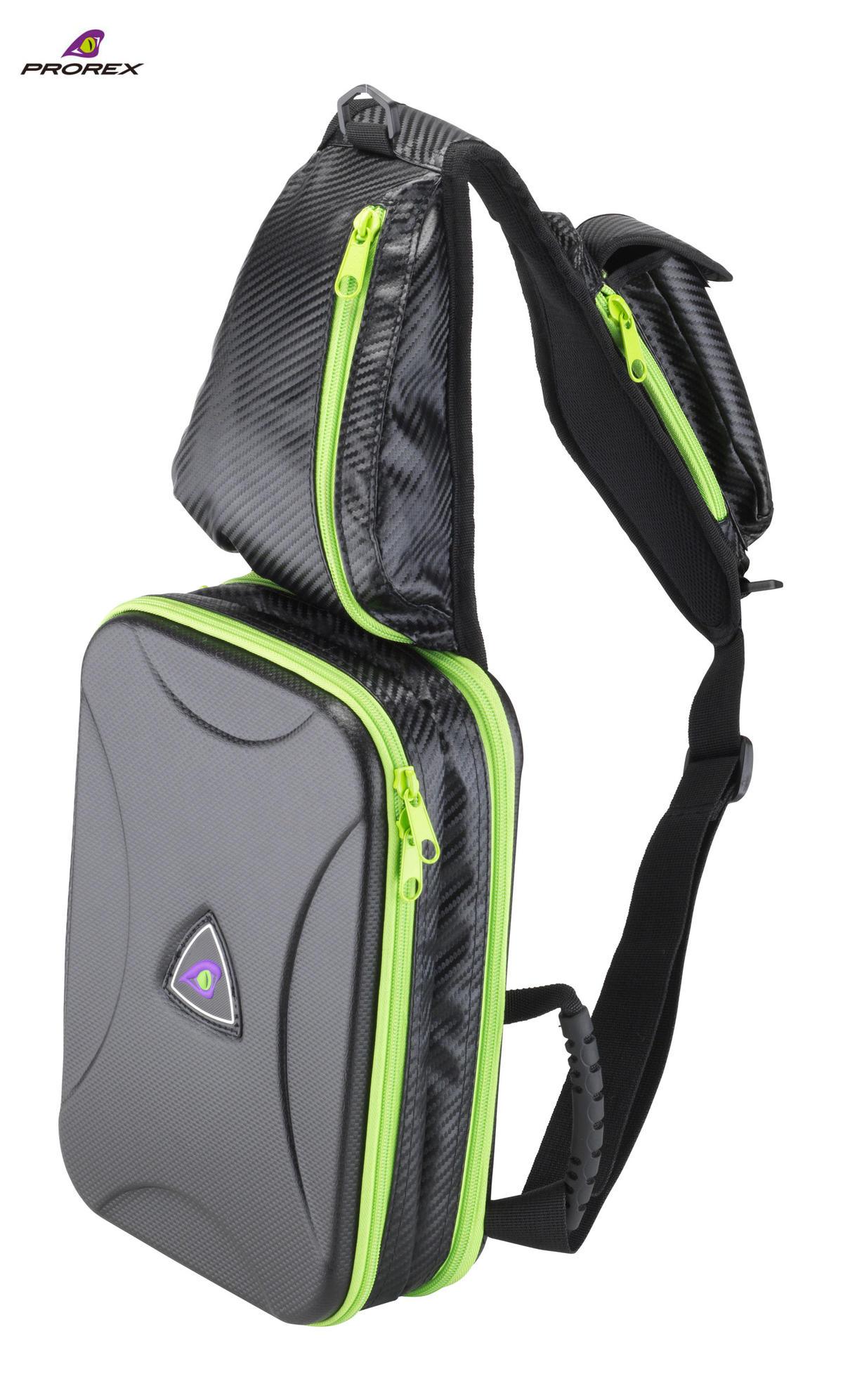New Daiwa Prorex Roving Shoulder Bag - Pike / Predator - 15809-510