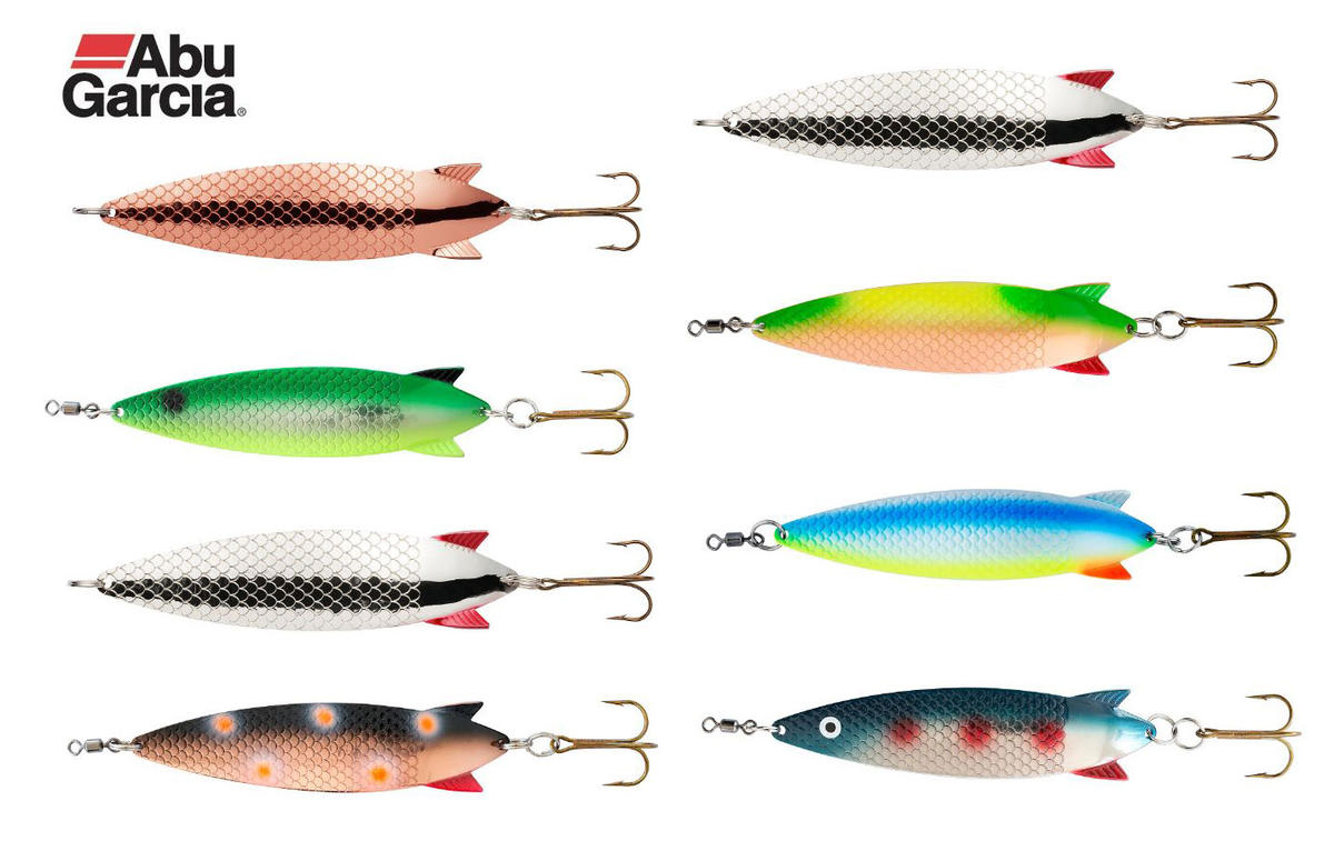 Abu Garcia Toby Salmo Fishing Lures 30g - All Colours