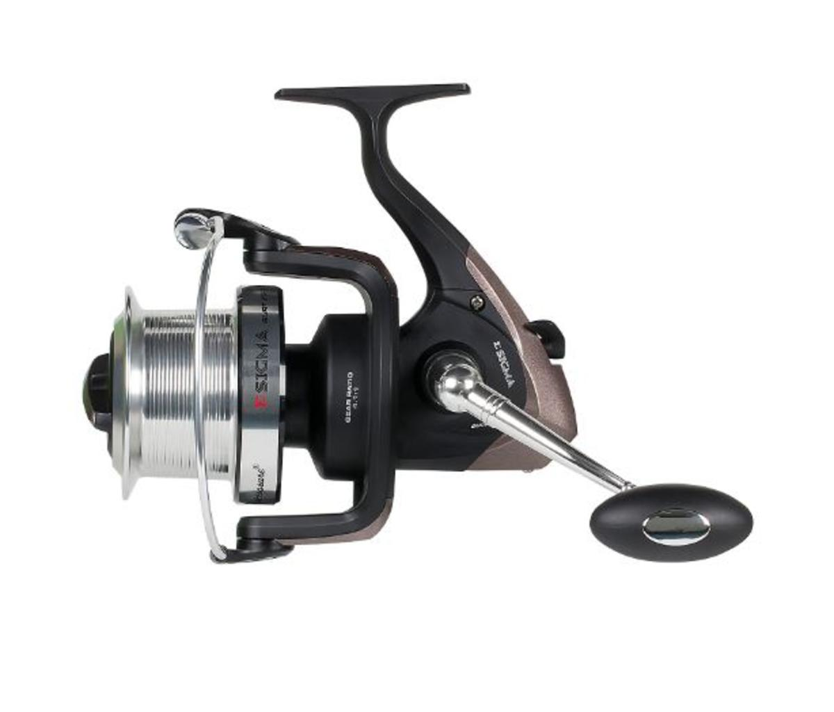 Shakespeare Sigma Supra LC Longcast Fishing Reels - 70LC / 80LC