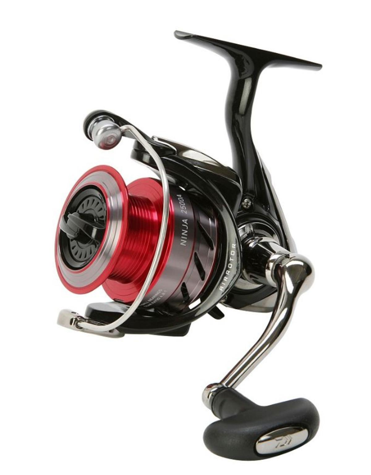 Ex Display Daiwa Ninja match 2508D Spinning Fishing Reel